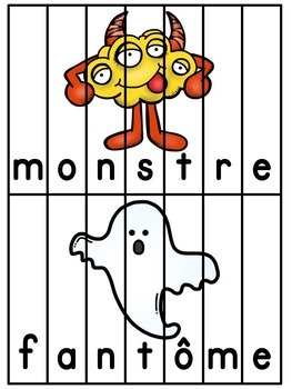 L'Halloween - French Halloween - Puzzles 2