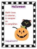 L'Halloween - Petit livre