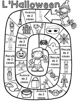 L'Halloween - jeu de société - French Halloween