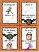 "L'Halloween - jeu ""j'ai... qui a...?"" - French Halloween game"