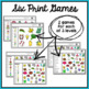Articulation Activity: /l/ Find It Speech Therapy Game
