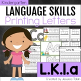 L.K.1.a- Printing Letters - LK.1.a