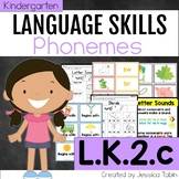 L.K.2.c - Letters to Represent Phonemes - LK.2.c