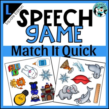 L & L-Blend Match It Quick - Square Edition