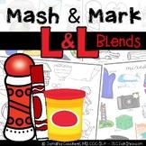 Articulation L & L-Blends: Dough N' Go