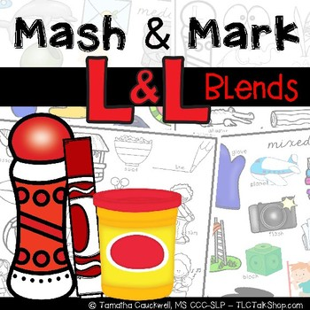 L & L-Blends Articulation: Mash & Mark