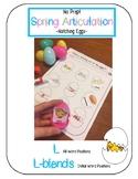 Spring Articulation [L & L-blends] Hatching Eggs