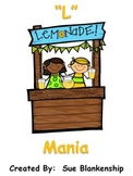 """L"" Lemonade Mania"