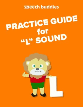 L Lesson Plan for Speech Therapists and Parents