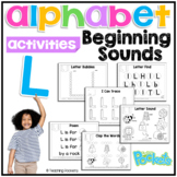L  Letter of The Week activity pack