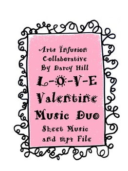 L-O-V-E Valentine Music Duo