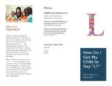 L Sound Brochure for Parents