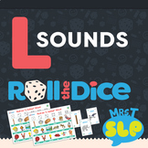 """L"" Sound Roll-the-Dice Games-FREE!"