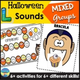 L Sounds Articulation Language Activities | Speech Therapy