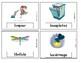 L Vocabulario para centros