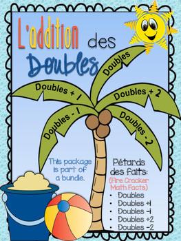 L'addition des doubles - Pétards des faits doubles, doubles +1, -1, +2, -2