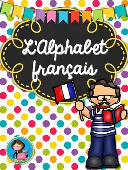 L'alphabet - Affiches - French Alphabet Posters