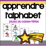 Alphabet - Jouez au casse-têtes