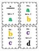 L'alphabet J'ai...Qui a?