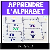 """Alphabet - Jeu """"J'ai...Qui a...?"""""""