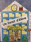 L'appartement de René, le petit cheval- FRENCH- Phonics: l