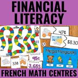 L'argent - Money Centers French