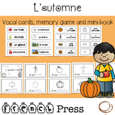 L'automne-Fall French Vocabulary