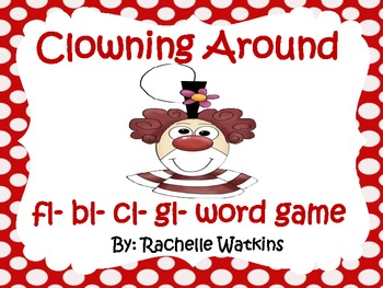 L belnds word game center fl- bl- gl- cl-