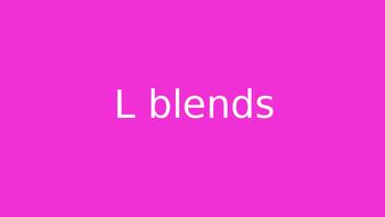 L blends