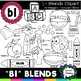 L blends clipart - Bl words - 24 images! Personal and Comm