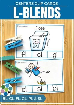 L-blends Clip Cards