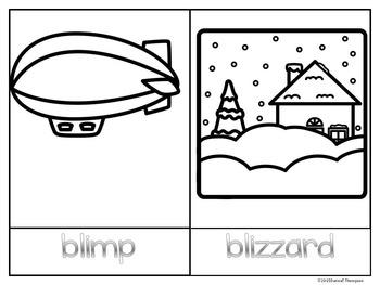"""Phonics """"L Blends"""" (Hopscotch Game)"""