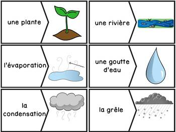 L'eau - French Water - 27 puzzles