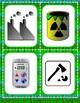 L'environnement (Vocabulaire de base) - Jeu de correspondance