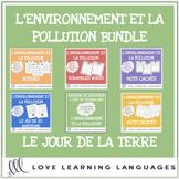 L'environnement et la pollution - Bundle - Le Jour de la T
