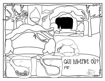 L'hibernation ❆ French Mini Unit