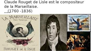 """L'histoire de"""" La Marseillaise"""""""