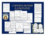 L'histoire de Noël-La nativité-FRENCH Story of Christmas-N
