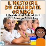 L'histoire du chandail orange - A Residential School Unit