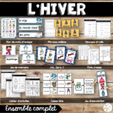 Hiver - Ensemble complet - French Winter - Bundle