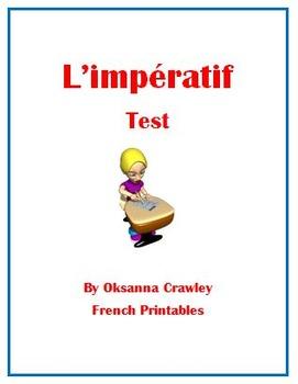 L'impératif - Test