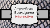 L'imperfetto game board - interactive or paper