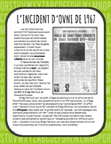 L'incident d'ovni de 1967 - Compréhension de lecture