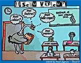 L'Oiseau voleur - French CI / TPRS - classroom objects - l