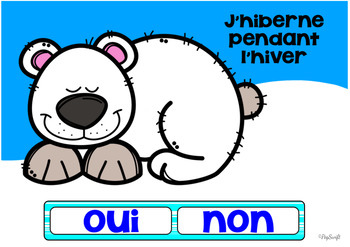 Ours polaire et son habitat • Digital Task Cards