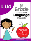 L1.1d: Personal, Possessive, and Indefinite Pronouns