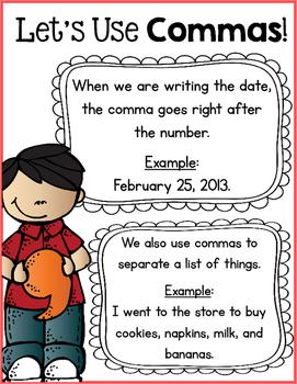 L1.2c: Commas