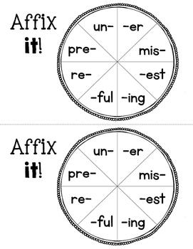 L1.4b: Affixes