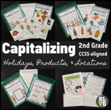 L.2.2a Capitalizing Holidays, Product Names, & Geographic Locations