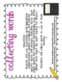 L.3.6 Third Grade Common Core Worksheets, Activity, and Poster